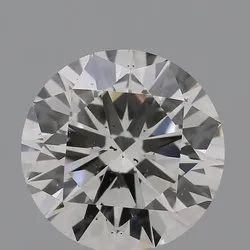 CVD Diamond 2.01ct I SI1 Round Brilliant Cut IGI Certified