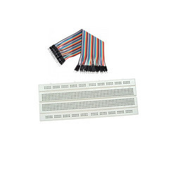 Combo Breadboard and Jumper Wire