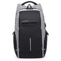Zipper Anti Theft Laptop Bag
