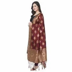 Pure Silk Banarasi Dupatta