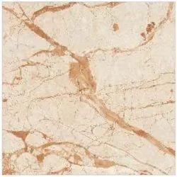 Wonder Beige Marble Floor Tile, Thickness: 9 mm, Unit Size: 1200 X 1200 mm