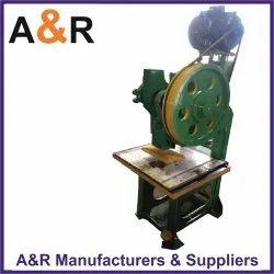 Chappal Making Machine (12.5 Ton)