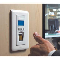 Thumb Access Control System