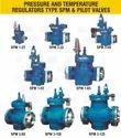 Refrigeration Pressure and Temperature Regulating Valves