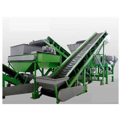 Waste Tyre To Rubber Powder Recycle Plant