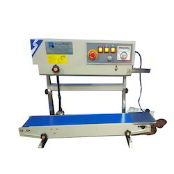 Continues (on-line) Pouch Sealing & Cutting Machine