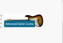 Advanced Guitar Course