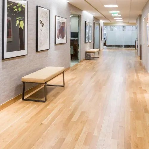 Matte Engineered Wooden Flooring