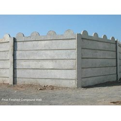 RCC Ready Made Precast Compound Wall