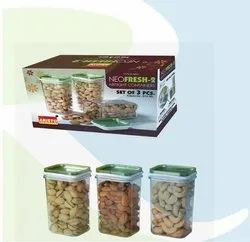 Neo Fresh Airtight Containers