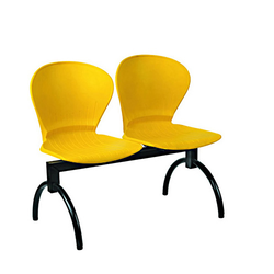 Plastic Reception Seating Chair