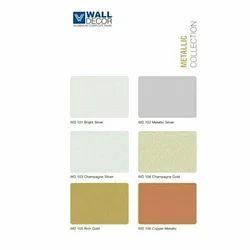 Wall Decor Metallic ACP sheet