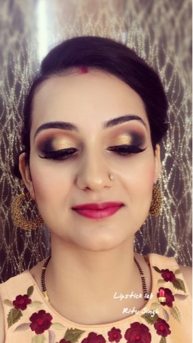 Party Makeup And Bridal Makeup Service Provider Lipstick
