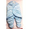Blue Baby Printed Robe