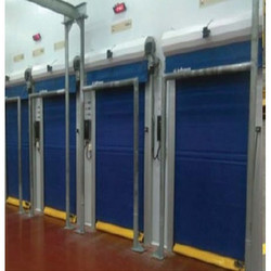 Freezer and Chiller High Speed Roll Up Door