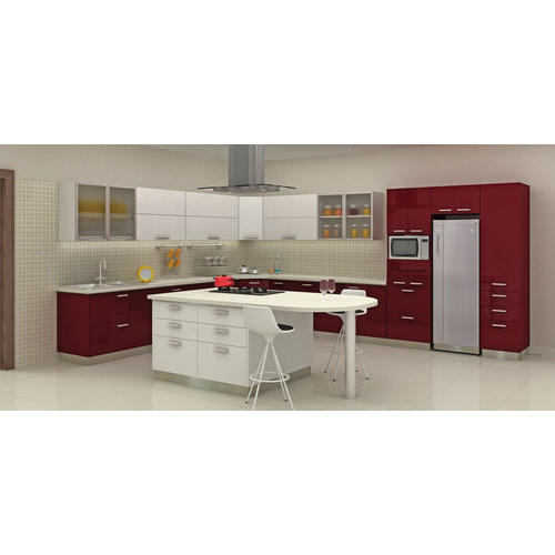Modular Kitchen Wholesale Trader From Bhopal: Wholesale Trader Of Modular Kitchens & L Shape Kitchen