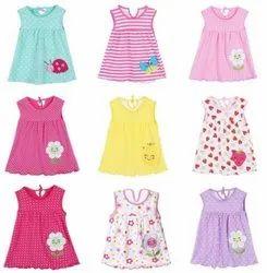 Unisex Casual Wear New Born Baby Dress