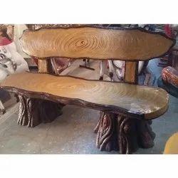 FRP Wood Bench (Code B-7)