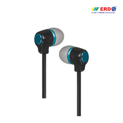 HF-20 Black/ Blue Earphone