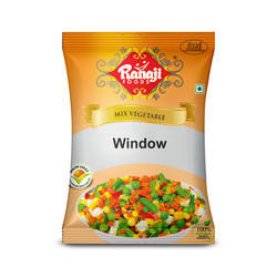 Ranaji Mix Veg Laminated Pouch