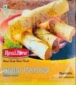 Udad Papad Realzone, Packaging Type: Packet, Size: Medium