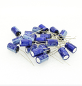 50V Audio Aluminum Electrolytic Capacitor