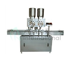 Powder Filling Machine for Glass Vials/Bottles