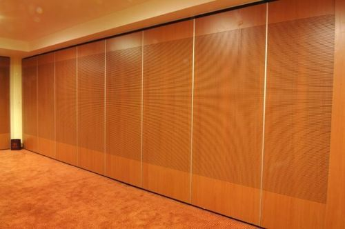Wooden Partition Walls