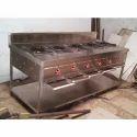 Five Gas Burner Cooking Range
