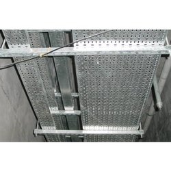 MS Hot-Dip Galvanized Perforated Cable Tray