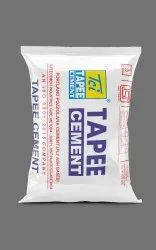 Tapee Pozzolana Portland Cement, Packaging Size: 50 Kg, Grade: Ppc
