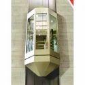 Capsule Hotel Elevator