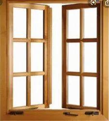 Exterior Hinged Teak Eooden Doors, Size: 4ft
