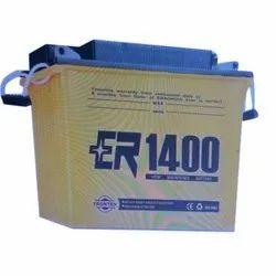 140Ah Trontek ER 1400 E-Rickshaw Battery, Voltage: 12 V