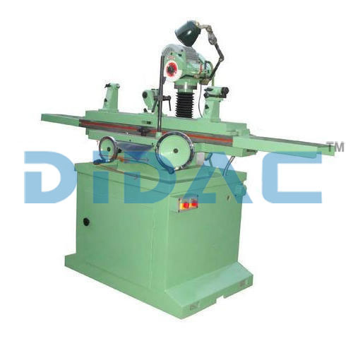 Green Tool and Cutter Grinding Machine