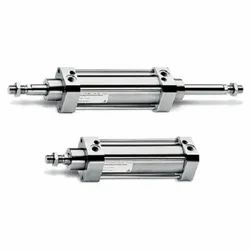 Camozzi Stainless Steel Cylinders