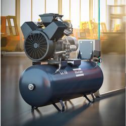 LT Oil-lubricated Aluminum Piston Compressors