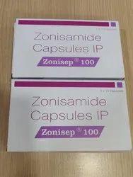 Zonesep 100 mg Capsule