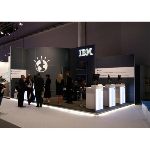 Exhibition Stand Activities : Corporate exhibition stand for for promotional activities rs