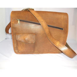 Buffalow Leather Shoulder Bag