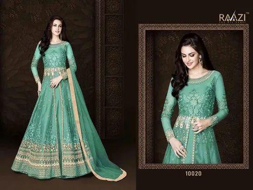 720452433677 New Desinger Pakistani Anarkali Suit, Anarkali, Anarkali Dress ...