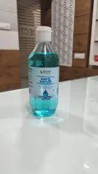 Sanitizer with Fliptop Bottle 500ml