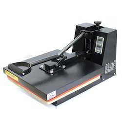 T-Shirt Printing Heat Press, Display Size: 16x24, Model Name/Number: Arc Sign, 3 Months Warranty
