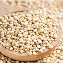25 Kg White Quinoa Seeds, Packaging: Bag