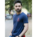 Cotton Casual Printed T Shirt