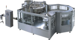 Juice Rinsing Filling Capping Machine
