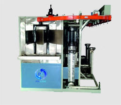 Engine Part Cleaning Machine