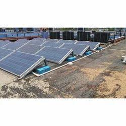 Retrofit Solar Power Plant