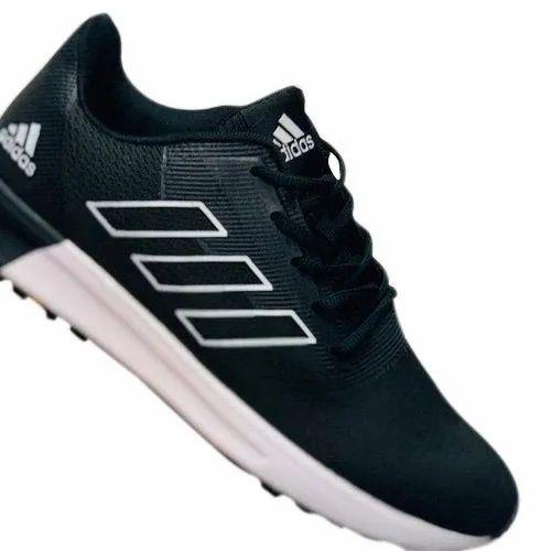 Black Mens Adidas Training Shoes, Size