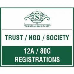 Trust/NGO/Society Registration Services